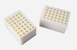 Portoir pour tubes à micro Test portoir pour tubes de collecte de sang