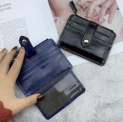 Новейшие красочные Леди Wallet моды кредитной карты случае