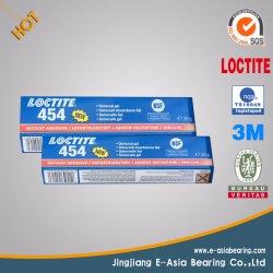Loctite 454 Loctie d'importation de colle super glue pour le plastique pour le caoutchouc