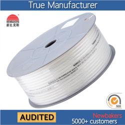 Polyester TPU gevlochten luchtslang 8*5 transparant