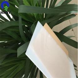 Gloosy of Één Zij AcrylBlad van de Vorst met de Bescherming van het Document van Kraftpapier