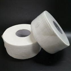 La fábrica China de materias primas vírgenes para hacer un pañuelo de papel