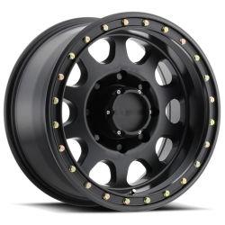 4WD погрузчик 17x9 дюймов колеса по просёлкам для метода PCD 127-139,7