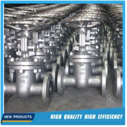 DIN F5シリーズGS-C25産業鋳造物鋼鉄ゲート弁の製造業者