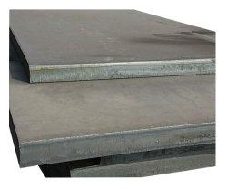 Acier galvanisé Acier Wear-Resistant en acier au carbone de la plaque en acier allié