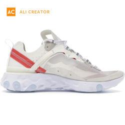 Chaussures de course d'infiltration classique 87 réagir Élément 87 Pack Epic blanc sneakers Sports Hommes Femmes formateur Designer chaussures noir et blanc