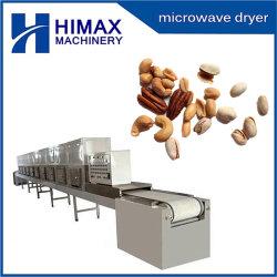 産業連続的な穀物のくだらないマイクロウェーブ乾燥の殺菌のオーブン