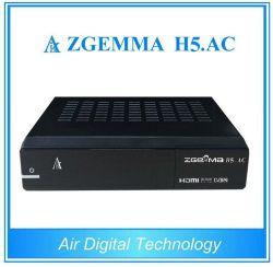 FTA DVB S2 HD MPEG4 H. 265 de Ontvanger van Hevc ATSC Zgemma H5. AC