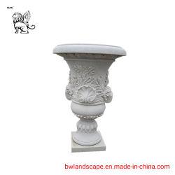 Grandi dimensioni, decorazioni esterne in giardino, vasi in marmo MFD-18