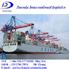 Моря и океана транспортные перевозки грузов из Китая в Ванкувере/Канада