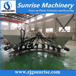 Aditivo Químico de plástico máquina de pesagem de funcionamento automático
