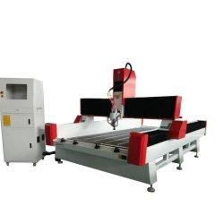 الصين جين صنع آلة قوية 3 Axis Granite Stone CNC جهاز توجيه ، الرخام ستون آلة نحت
