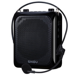 L'enregistrement de marque Shidu Mini Amplificateur de radiodiffusion de l'enseignement