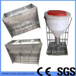 Automatic Double côté métallique en acier inoxydable de porcs sauvages par le biais d'alimentation chute Pan