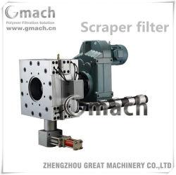 Фильтр расплава полимера Gmach /нет сетчатый фильтр /лазерный фильтр для переработки пластика по производству окатышей линии