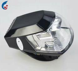 USBの充電器が付いているLEDのオートバイのヘッドライト