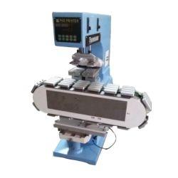Tanque do Transportador da capa de tinta lacrado Tampo elástico máquina impressora com 16 PCS Station