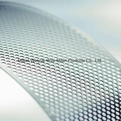304/316のステンレス鋼の写真によってエッチングされるマイクロ網のフィルタ・ガーゼまたはフィルターディスク