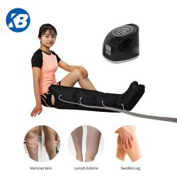Cer zugelassene körperliche Therapie-Luft-Komprimierung Pressotherapy Fuss-Bein-Karosseriemassager-Glied-Massage-Maschine