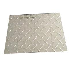 3003 La plaque de la voie d'un bar de la plaque à damiers en aluminium