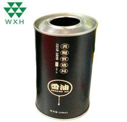 Food Grade 250 мл металлического олова может для кунжутного масла