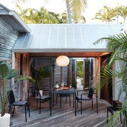 Im Freienlicht-Luxus des Hof-2020, Eisen-Kunst, moderne Farben-im Freienset-Garten, Milch-Tee-System, Tisch und Stuhl, Kaffeestube, einfachgegliederte Tabelle und Stuhl
