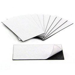 ورقة مخصصة مطبوعة بثلاجة بطاقة عمل ورقة ورقة مغناطيسية للثلاجة المغناطيس