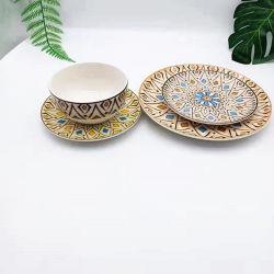16PCS aanpasbare Decal Craft Kitchen Tafelwerk Keramisch tafelgerei