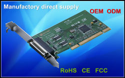 2 Port PCI / PCI-E Carte série RS 232 Excellent