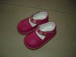 치들렌의 삐걱거리는 신발 및 유아용 신발 (F10502)