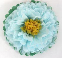 맞춤형 분해성 내구성 접이식 웨딩 종이 꽃