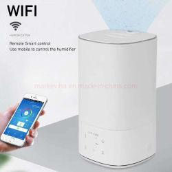 지능적인 WiFi 초음파 상업적인 분무기 방향 유포자 차가운 안개 공기 가습기