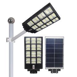 طاقة عالية قوة 600 واط، نظام كهربائي مقاوم للمياه، يعمل بالطاقة الشمسية، ضوء حديقة، تقنية LED، إغراء ضوء الشارع