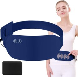 Almohadilla para los calambres USB eléctrico infrarrojo lejano de la correa de calentamiento de masaje para reducir el dolor de espalda