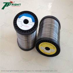 Résistance stable nichrome Nicr8020 fil chauffant en nickel chrome Cr20ni80
