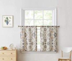 Favoritos comparar m de tecido de poliéster a cortina da janela, Campina cortina blackout