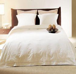 Luxushotel-Bettwäsche-gesetztes Bett-Abdeckungduvet-Abdeckung-Bett-Blatt