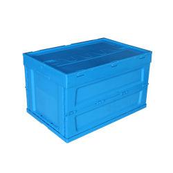 Ventas calientes precios baratos de almacenamiento logística plegable de plástico de Verificación de verduras y alimentos
