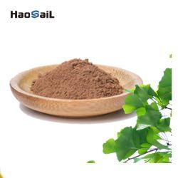 Extrait de Folium Ginkgo Biloba de qualité USP