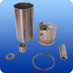 De Uitrustingen van de cilinder