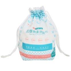 De hete Droge Handdoeken van het Broodje van de Handdoeken van de Verkoop Niet-geweven Beschikbare Gezichts Schoonmakende veegt af