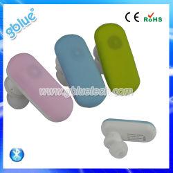 Diseño de color caramelo Auricular Bluetooth mono (Q70)