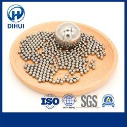 Tamaño personalizado de 5mm c82b para la bola de rodamiento de bolas de acero al carbono