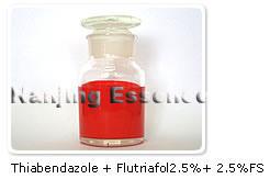 Funicide Thiabendazole 2.5% + Flutriafol 2.5% FS