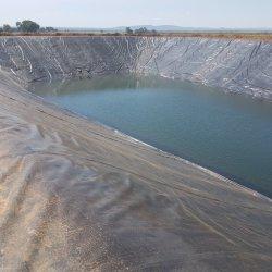 0.5مم/0.75 مم/1.0 مم/1.5 مم/2.0 مم غير نفاذة للماء HDPE Geomembane للسد/Landfill/Lake/Biogas/Mining/Fish/Shrbing Farm Pond Liner سعر الشركة المصنعة