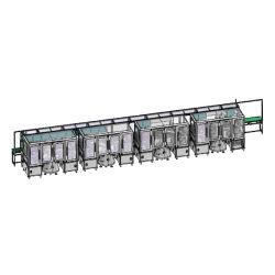 Qualité fiable d'alimentation automatique en mode automatique de la machine Ng mini système d'amarrage avec les dernières technologies