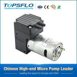 Piccola pompa di aria ad alta pressione di CC del diaframma di rendimento elevato di Topsflo, mini pulsometro di CC della spazzola della membrana