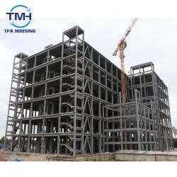 La fabrication métallique modulaire appartement résidentiel Construction en acier de conception