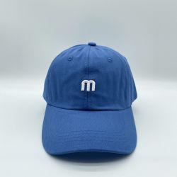جودة ممتازة البحرية 100% من تصميم القطن مجهزة قبعات البيسبول القطن