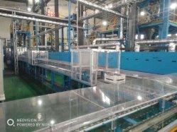 التحميل والتفريغ التلقائي لخط الكربون Kiln